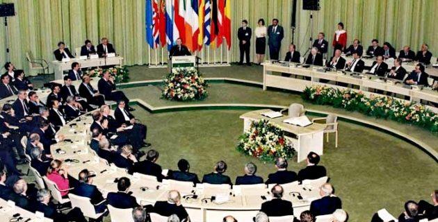 Maastricht Anlaşması'nın 25'inci Yılı