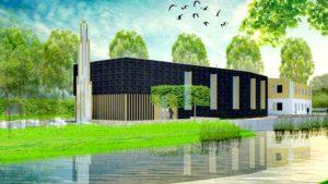 Hollanda'da Cami Karşıtları Bir Evi Taşladı
