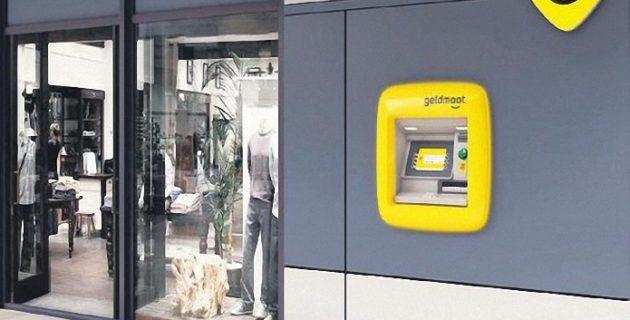 Hollanda'da ATM cihazları değişiyor