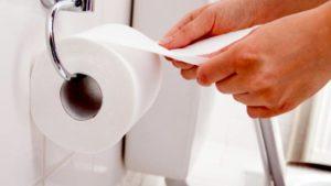 Tuvalet kağıdı yüzünden 9 bin lira ceza yedi!