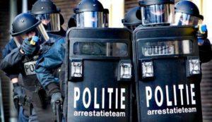 Rotterdam'da dört terör örgütü süpelisi tutuklandı