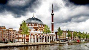 Hollanda'da Cami Saldırılarına Karşı Güvenlik Önlemi