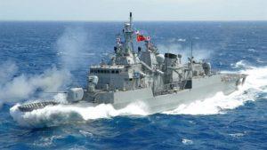 Hollandalı Askerlerin Yardım Talebine Türk Donanması Kayıtsız Kalmadı