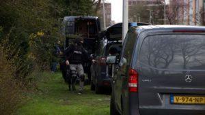 Hollanda'daki saldırının şüphelisi yakalandı