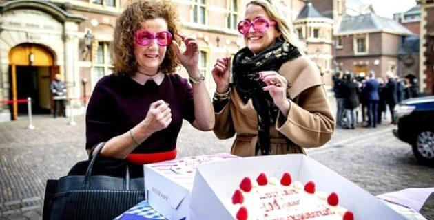 8 Mart Dünya Kadınlar Günü – Hollanda: 200 Büyük Şirketten Sadece 13'ünde Yeterli Sayıda Kadın…