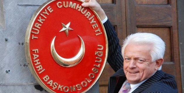 Türkiye'nin Leiden Fahri Başkonsolosu Joost Peters Yaşamını yitirdi