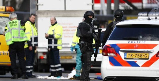 Hollanda'daki Saldırıda Ölü Sayısı 3'e Yükseldi