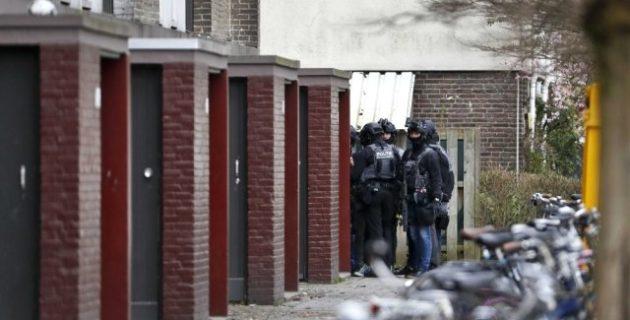 Hollanda'da Bir Kişi Daha Gözaltına Alındı