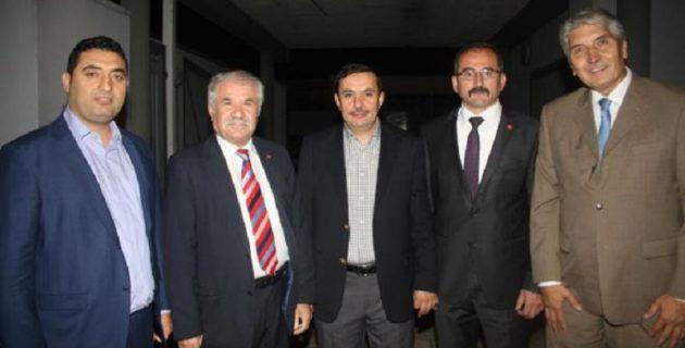 Hollanda Türk Kuruluşları İstişare Platformu Yeni Zeelandakí Teröre kınama
