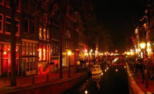 Hollanda'da paralı seksin yasaklanması için imza kampanyası başlatıldı