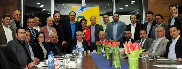 HOTİAD Genel Kurulu Yapıldı…Başkan yine Hikmet Gürcüoğlu Seçildi