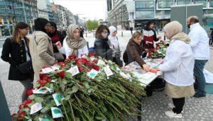 Avrupa'da 'Buyurun ben Müslümanım' etkinliği