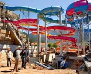 Türk Turizmi'ne Dev Yatırımları Devam Ediyor