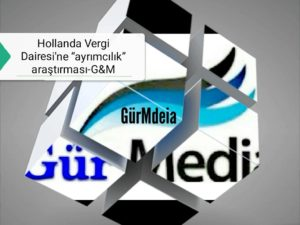 """Hollanda Vergi Dairesi'ne """"ayrımcılık"""" araştırması"""
