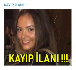 KAYIP İLANI !!!