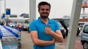 İsrail'de gözaltına alınan milletvekili Tunahan Kuzu, Hollanda'ya döndü