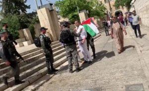 Tunahan Kuzu İsrail askerleri tarafından gözaltına alındı