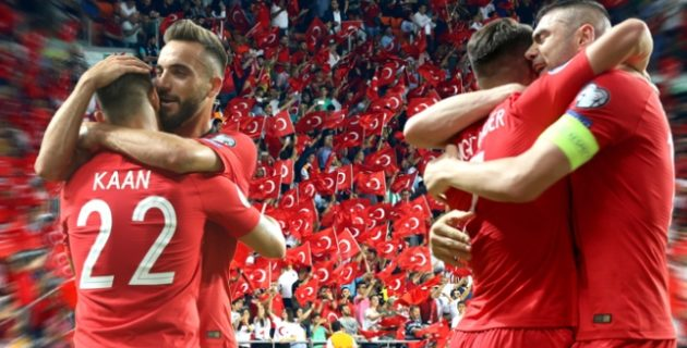 A Milli Futbol Takımı'ndan Fransa karşısında tarihi zafer