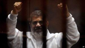 Muhammed Mursi Hakka Yürüdü