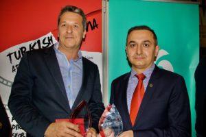 Hollanda'da 7. Kırmızı Lale Film Festivali ödül töreni