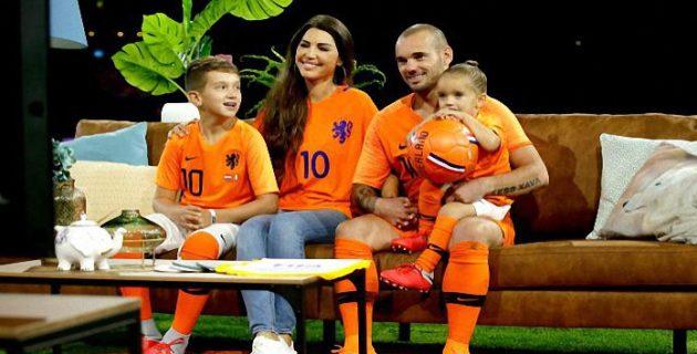 Wesley Sneijder, Yolanthe Cabau'ya 15 milyon euro ödeyecek