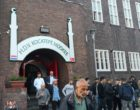Rotterdam'in Kocatepe Camii'de kurban Bayramı coşkuyla karşılandı.