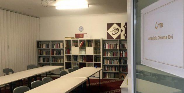 YTB'den dünyanın dört bir yanına kütüphane projesi