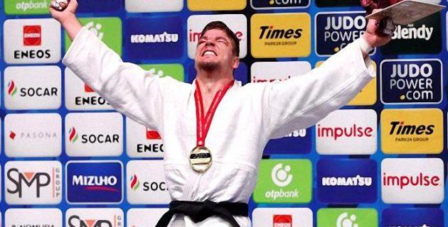 Tokyo Judo Dünya Şampiyonası'nda Hollanda rüzgarı esti