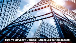Türkiye Beyazay Derneği, Strazburg'da toplanacak