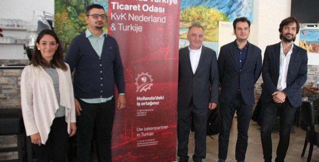 İstanbul ile Rotterdam kardeşliğinde bir adım daha