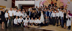 Torunoğulları Muhtşem Düğünle Turizm Sezonunu Kapattı