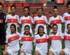 Kadın A Milli Futbol Takımımız 8 Kasım'da Hollanda ile Karşılasacak