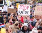Hollanda'nın farklı kentlerinde ırkçılık karşıtı protestolar düzenlendi.