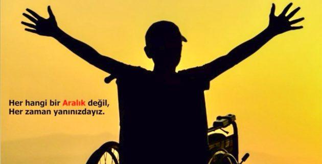 """Türkiye'nin Lahey Büyükelçiliğinde """"Dünya Engelliler Günü"""" etkinliği"""