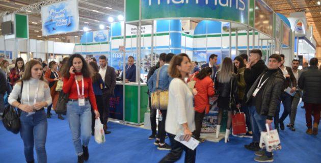 Travel Turkey'de Mamaris İlgisi Sürüyor