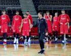 A Milli Erkek Basketbol Takımı, Hollanda maçının hazırlıklarını sürdürdü