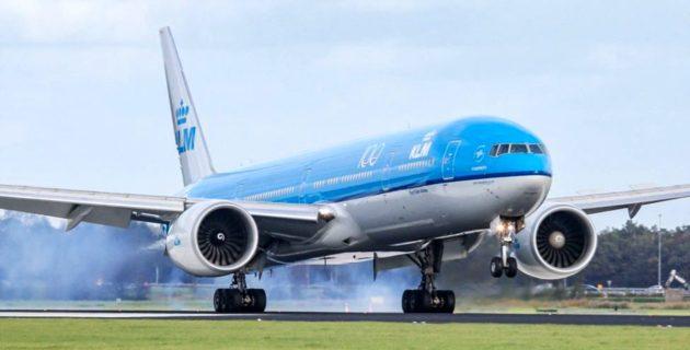 KLM Seul seferindeki 'Koronavirüs ayrımcılığı' için özür diledi
