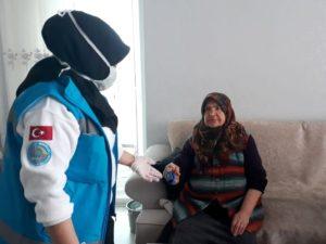 Hollanda'da yaşayan gurbetçinin imdadına Kırşehirli sağlıkçılar yetişti in