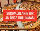 Vergi Skandalı Meclisin Gündemindeydi