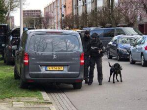 Hollanda'da kurbanlarına kendi mezarını kazdıran mafya grubu çökertildi
