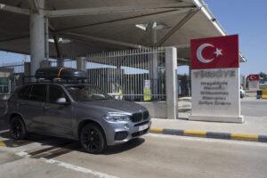 Türkiye'ye giriş yapan gurbetçilerin sayısı 100 bini geçti