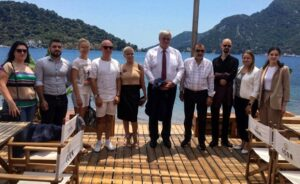 Büyükelçi Andrey Sıbiga'dan Marmaris'e tam not