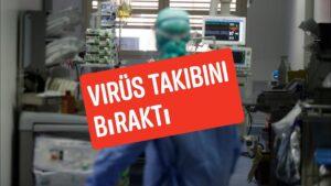 Hollanda'nın büyük şehirleri virüs takibini bıraktı