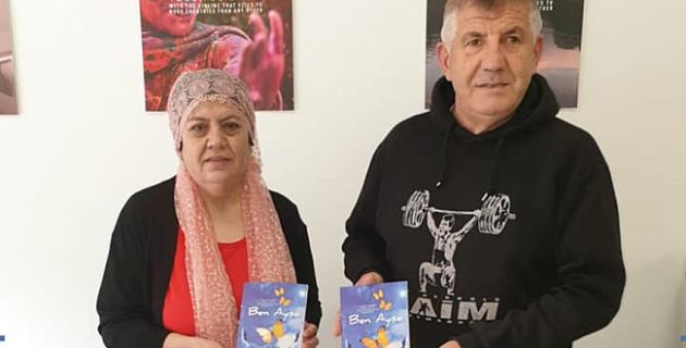 Hollanda'daki Türk yazar Ayşe Uç'un kitabı satışa çıktı