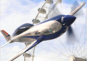 Dünyanın en hızlı elektrikli uçağı için çalışmalar devam ediyor