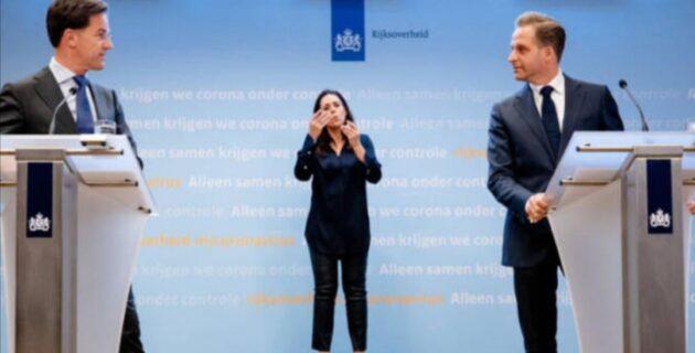 Hollanda'da başbakanı Rutte açıkladi yeni tedbirler