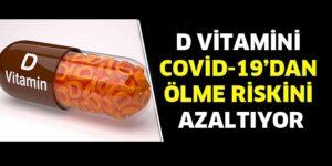 D vitamini koronavirüsten ölüm riskini azaltıyor! ABD'li bilim insanları tespit etti