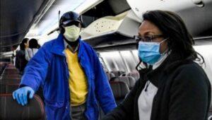 'Bu maskelerin uçaklarda kullanımı uygun değil'