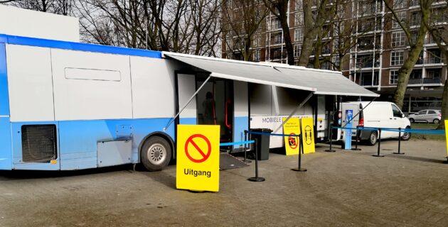Hollanda'da günlük Kovid-19 raporu: 3 bin 846 yeni vaka, ölen 94 kişi