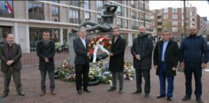 Hollada İkinci Dünya Savaşında Ölenleri İçin Anma Günü Törenleri Düzenleniyor